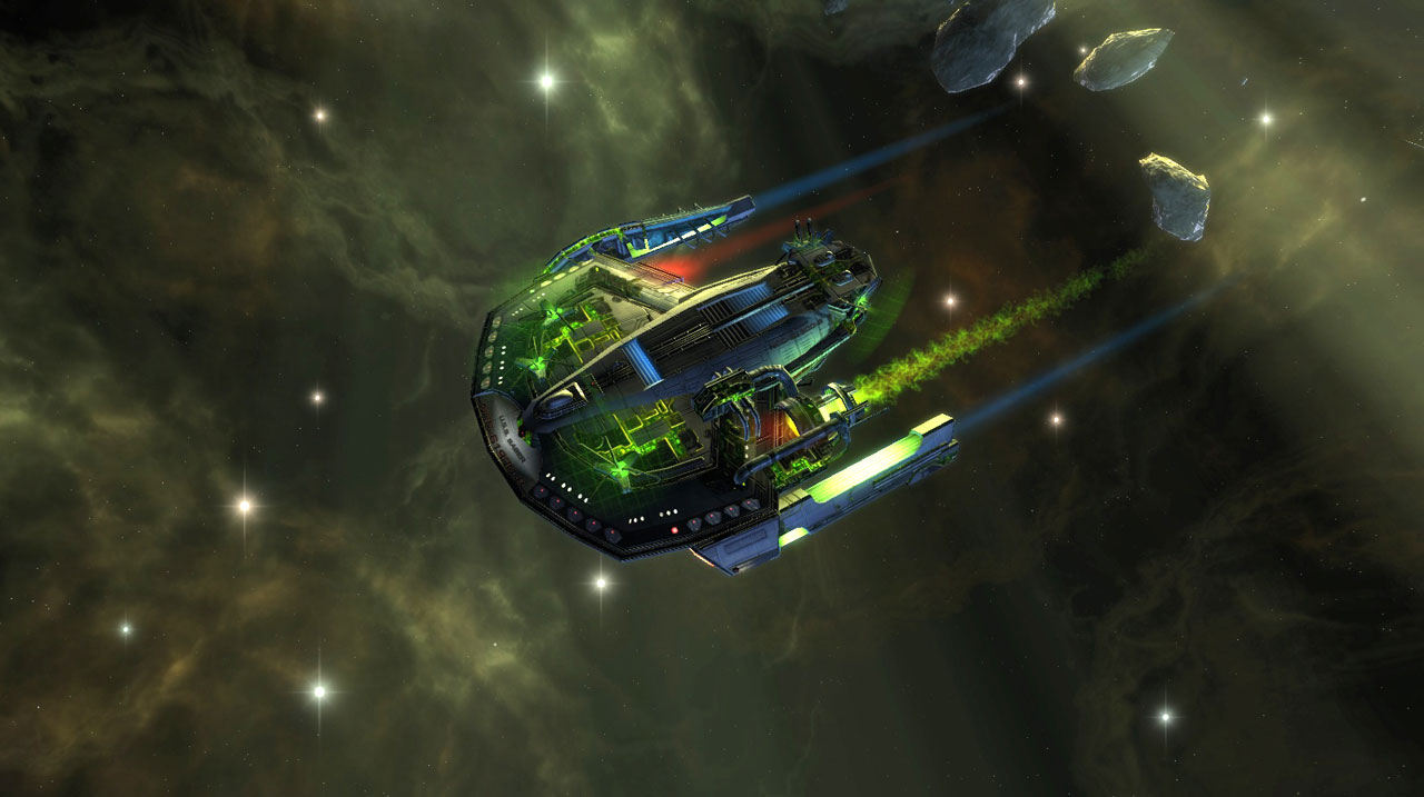 Star Trek Online – Ask Cryptic October Issue